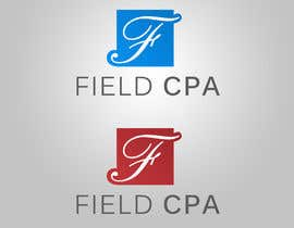 nº 72 pour Business Card Logo Design for FIELD CPA par MariusM90