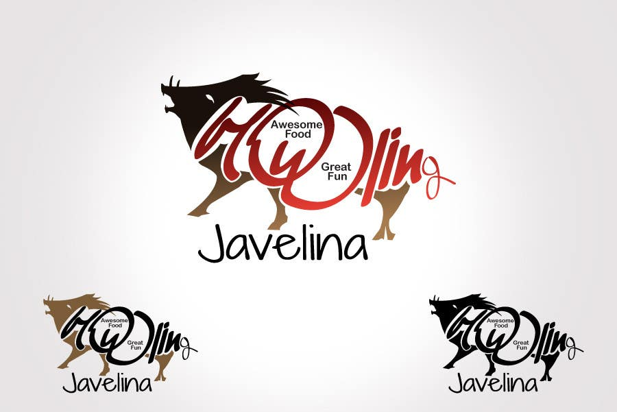 #97 for Design new logo for The Howling Javelina by manish997