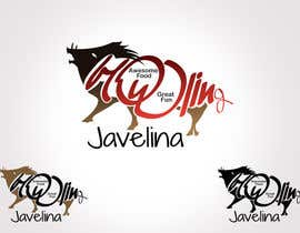 #97 for Design new logo for The Howling Javelina af manish997