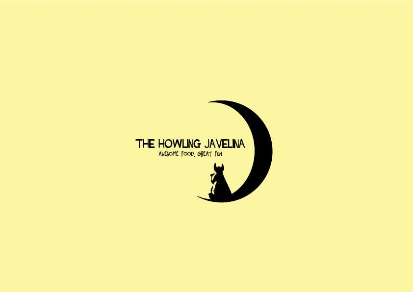 #95 for Design new logo for The Howling Javelina by alfonself2012