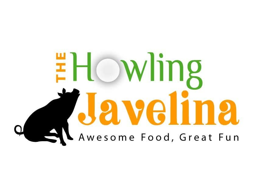 #13 for Design new logo for The Howling Javelina by creativdiz
