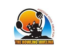 #107 para Design new logo for The Howling Javelina por ramapea