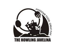 #108 for Design new logo for The Howling Javelina af ramapea