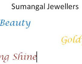 #233 for Write a tag line/slogan for a Jewellery shop by renandhito