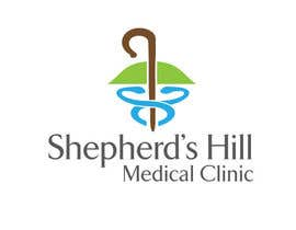 "DellDesignStudio tarafından Logo for ""Shepherd's Hill Medical  Clinic"" için no 22"