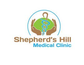 "#83 para Logo for ""Shepherd's Hill Medical  Clinic"" por DellDesignStudio"