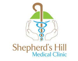 "#92 para Logo for ""Shepherd's Hill Medical  Clinic"" por DellDesignStudio"