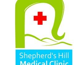 "antoniusseptyadi tarafından Logo for ""Shepherd's Hill Medical  Clinic"" için no 6"