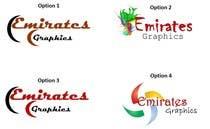 Graphic Design Inscrição do Concurso Nº3 para Design a Logo for my Company called EmiratesGraphic