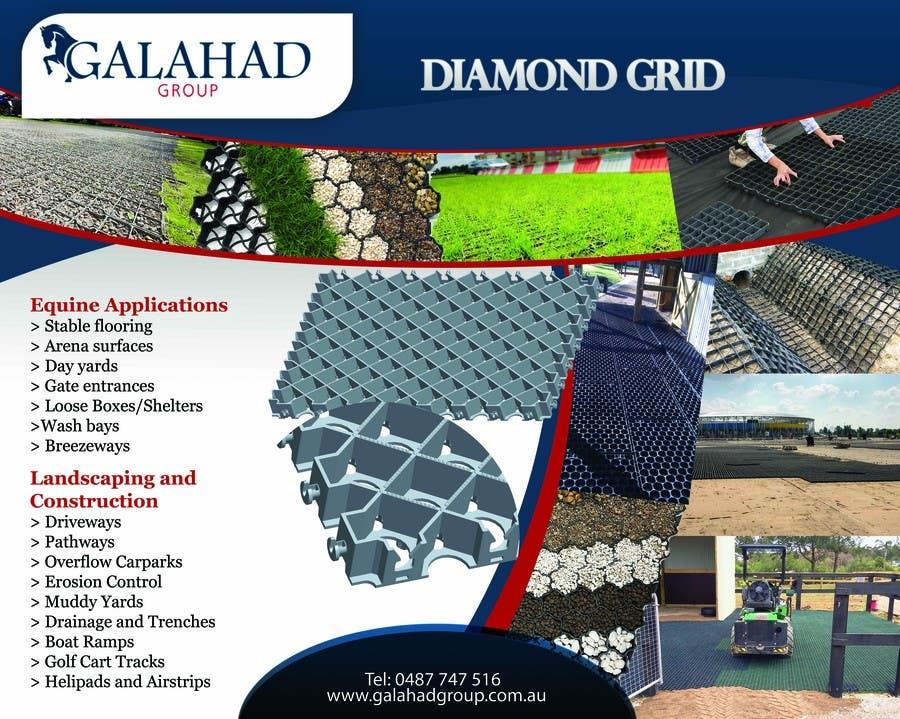 Konkurrenceindlæg #34 for Graphic Design for Galahad Group Pty Ltd