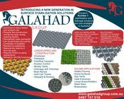 Graphic Design Contest Entry #9 for Graphic Design for Galahad Group Pty Ltd