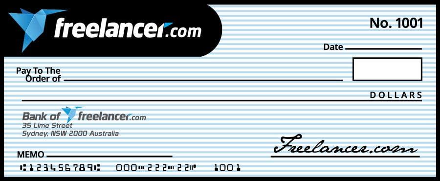 Proposition n°16 du concours Design a novelty check for Freelancer.com