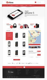 #89 for Design a strongly branded Mobile Phone Content Website by SadunKodagoda