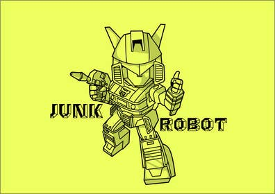 Graphic Design Contest Entry #7 for Design a Logo for JunkRobot