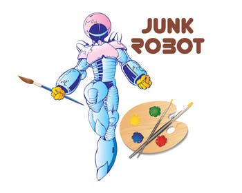 Graphic Design Contest Entry #21 for Design a Logo for JunkRobot
