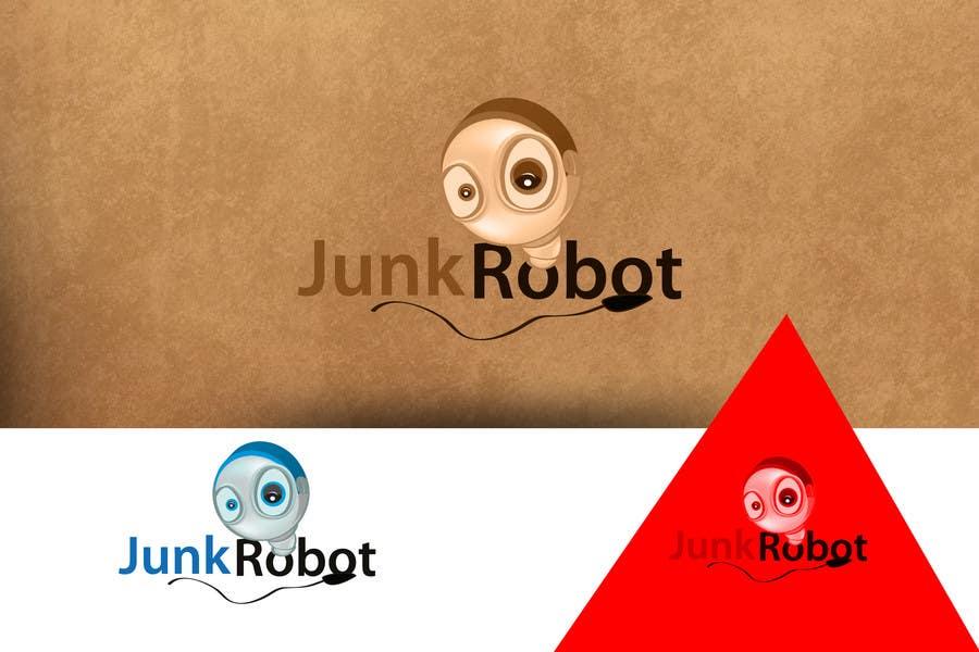 #22 for Design a Logo for JunkRobot by vigneshsmart