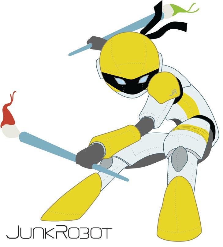 #16 for Design a Logo for JunkRobot by MonsterMunch