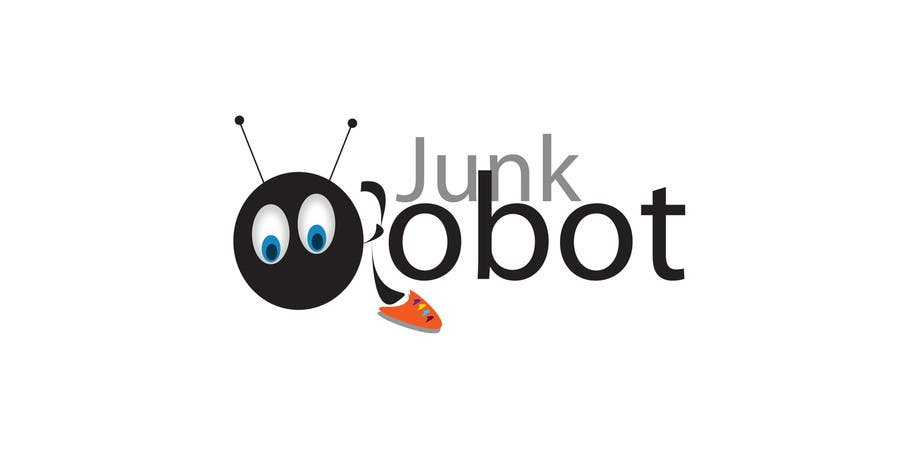 #30 for Design a Logo for JunkRobot by karthickjai