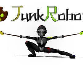 nº 33 pour Design a Logo for JunkRobot par raycboston