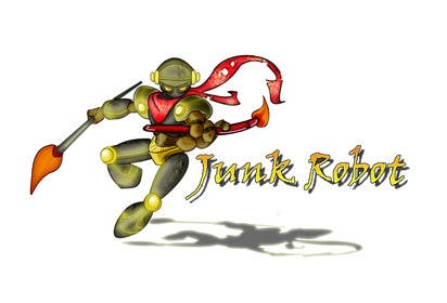 Graphic Design Contest Entry #36 for Design a Logo for JunkRobot