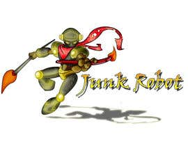 #36 for Design a Logo for JunkRobot af jaufox