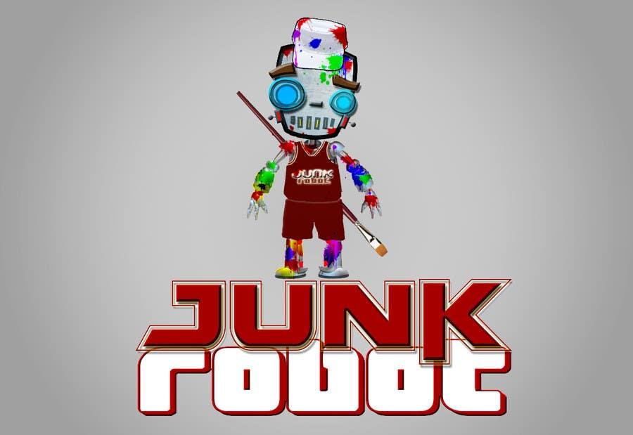 #27 for Design a Logo for JunkRobot by rjdelossantos