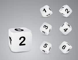 #8 para Set of realistic Dices por Simonfat