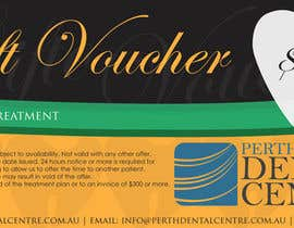 #16 untuk Design some Stationery for Gift Voucher oleh GreenworksInc