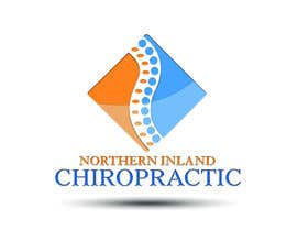 #234 para Logo Design for Northern Inland Chiropractic de PlatinumStudios