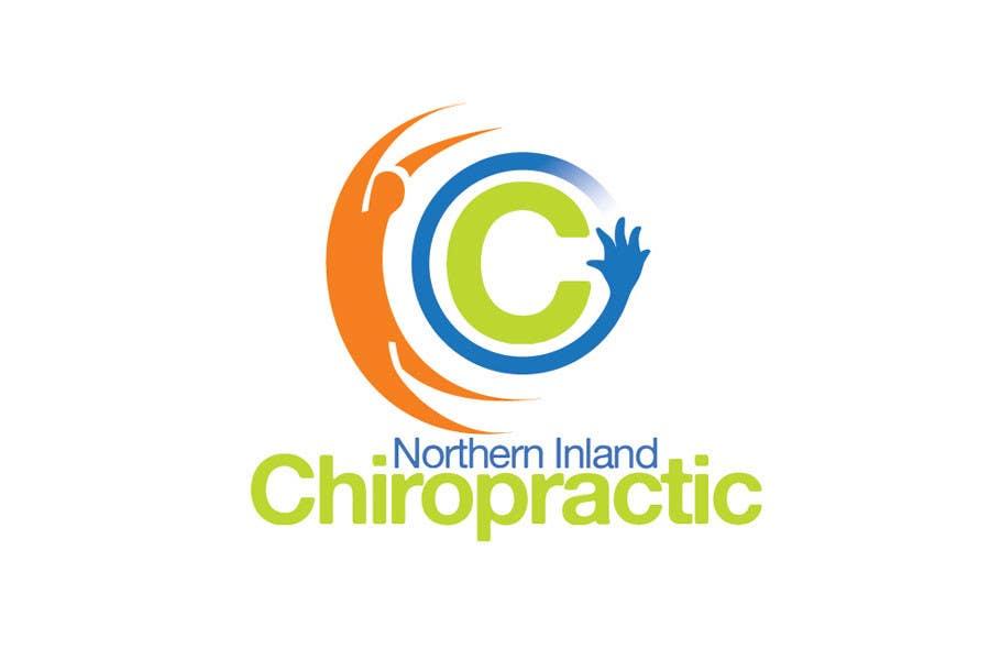 Penyertaan Peraduan #161 untuk Logo Design for Northern Inland Chiropractic