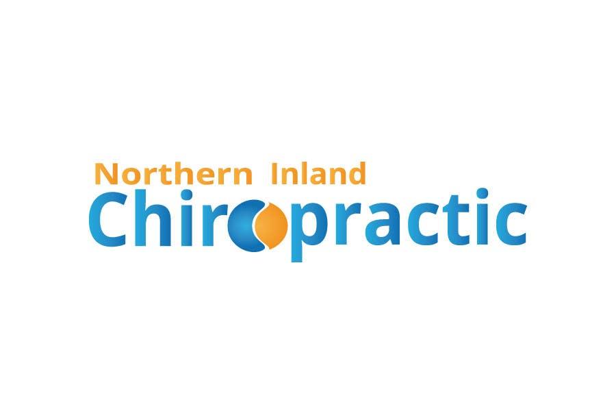 Kilpailutyö #262 kilpailussa Logo Design for Northern Inland Chiropractic