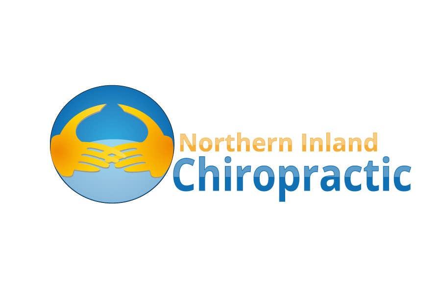 Kilpailutyö #259 kilpailussa Logo Design for Northern Inland Chiropractic