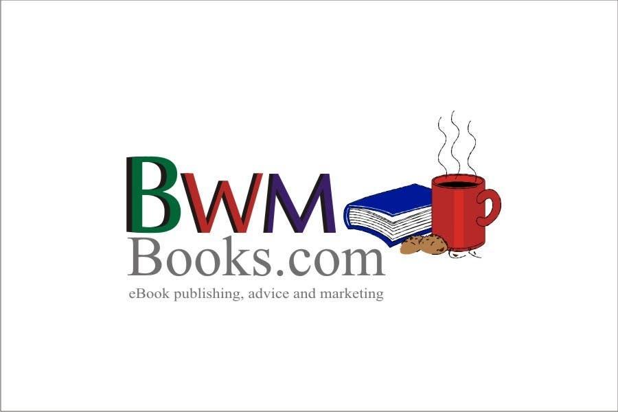 Contest Entry #                                        429                                      for                                         Logo Design for BWMBooks.com