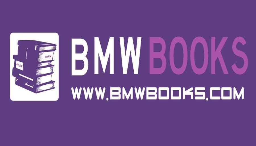 Konkurrenceindlæg #                                        279                                      for                                         Logo Design for BWMBooks.com