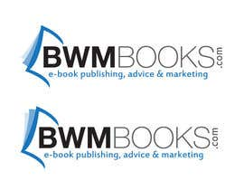 #454 para Logo Design for BWMBooks.com por BizOnline