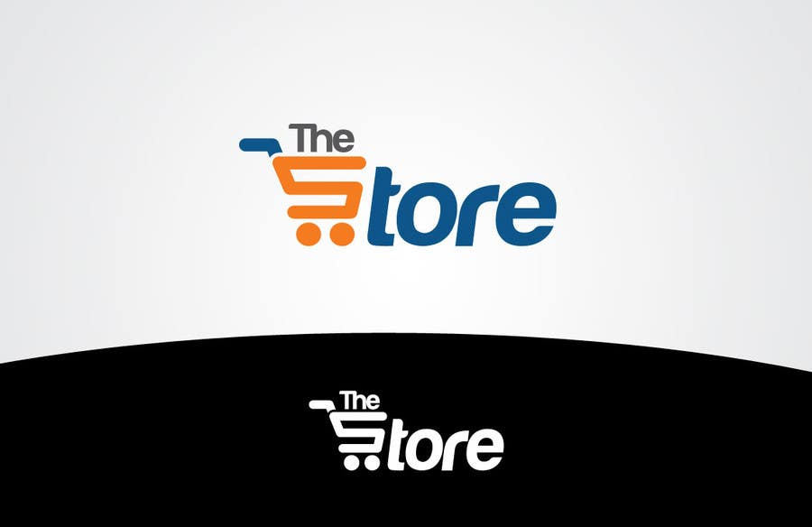 #96 for Design a Logo for our website TheStore.com by IzzDesigner
