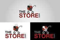 Contest Entry #101 for Design a Logo for our website TheStore.com