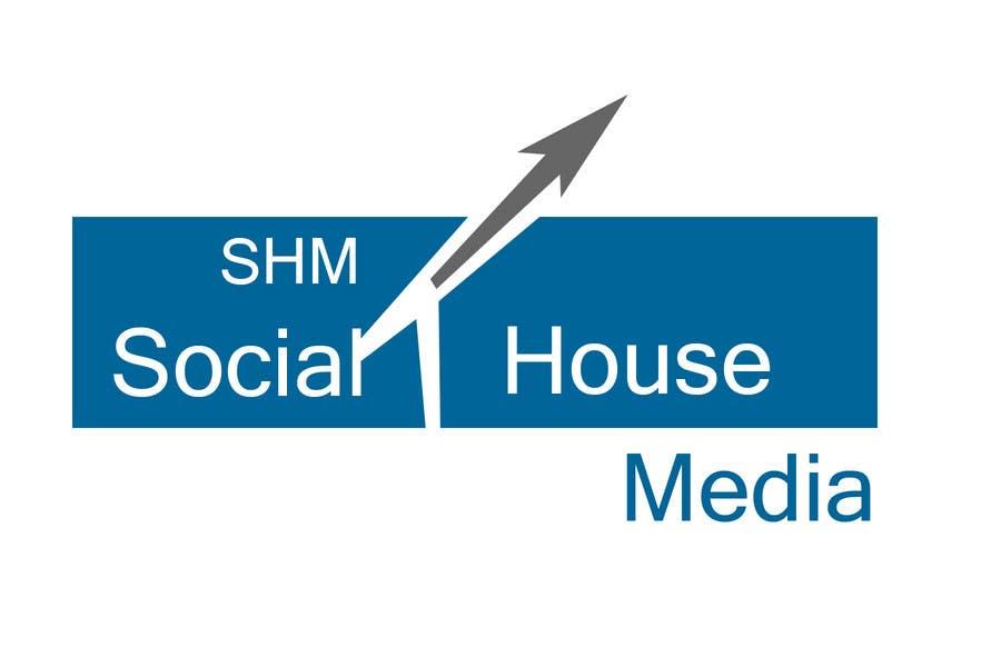 Bài tham dự cuộc thi #449 cho Logo Design for Social House Media