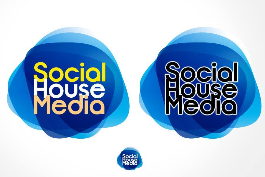 Inscrição nº 357 do Concurso para Logo Design for Social House Media