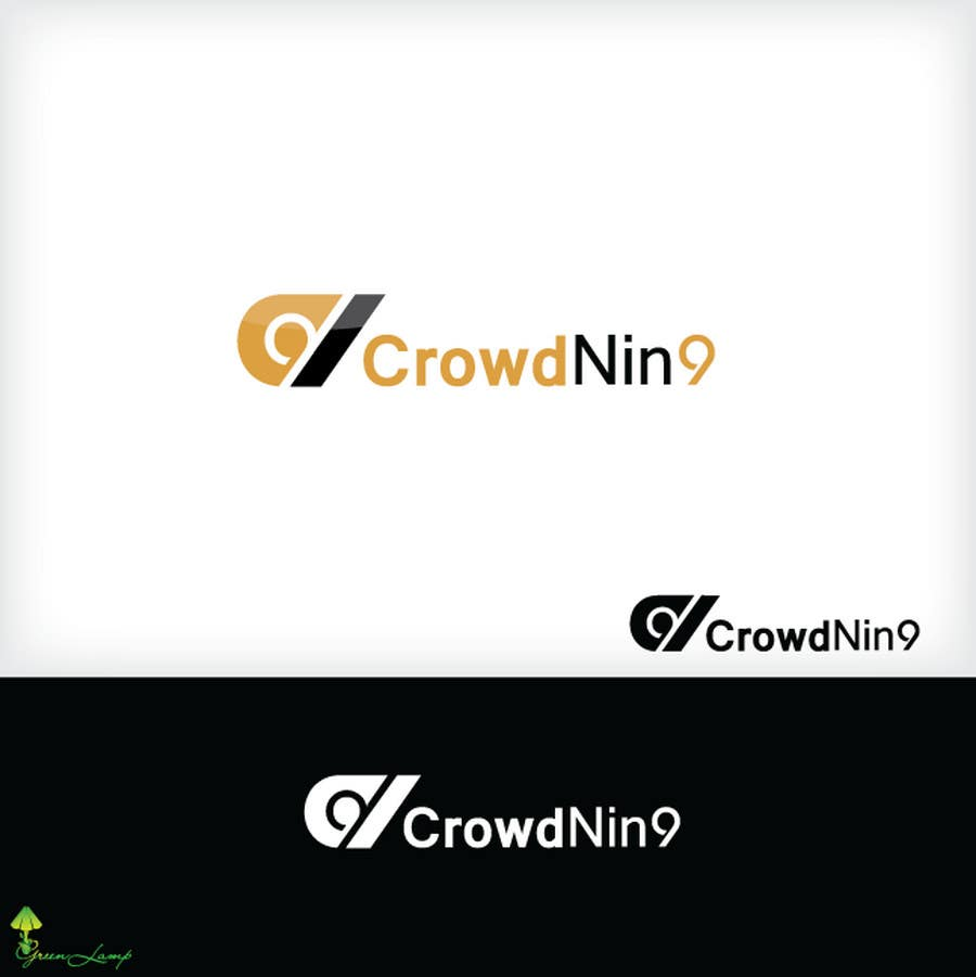 Contest Entry #385 for Logo Design for CrowdNin9