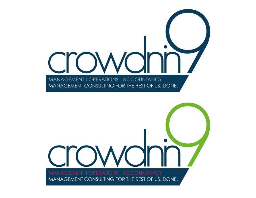 Inscrição nº                                         179                                      do Concurso para                                         Logo Design for CrowdNin9