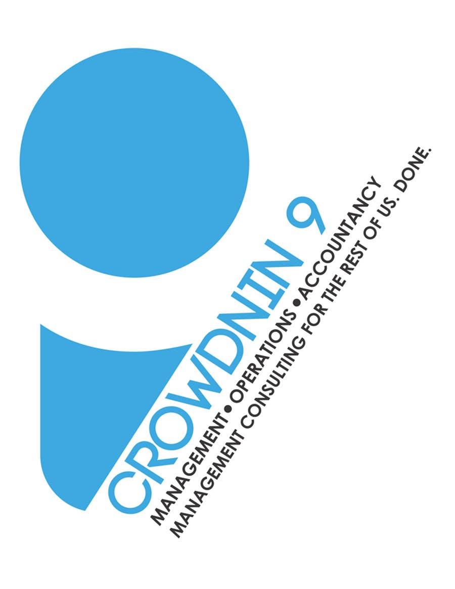 Inscrição nº                                         180                                      do Concurso para                                         Logo Design for CrowdNin9