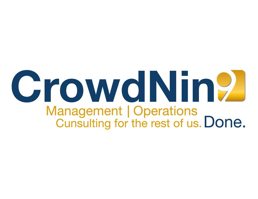 Inscrição nº                                         411                                      do Concurso para                                         Logo Design for CrowdNin9
