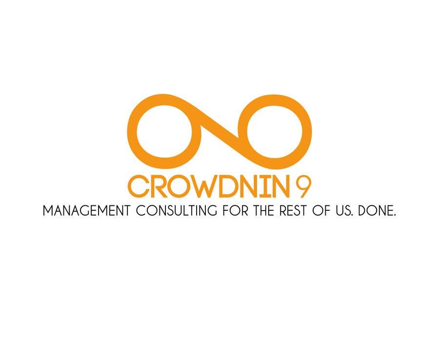 Inscrição nº                                         175                                      do Concurso para                                         Logo Design for CrowdNin9