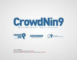 #71 for Logo Design for CrowdNin9 by promop