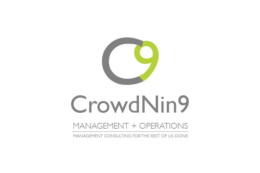 Inscrição nº                                         205                                      do Concurso para                                         Logo Design for CrowdNin9