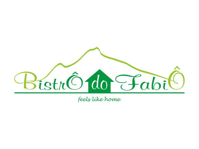 #18 for BistrÔ do FabiÔ Logo by Herry1an