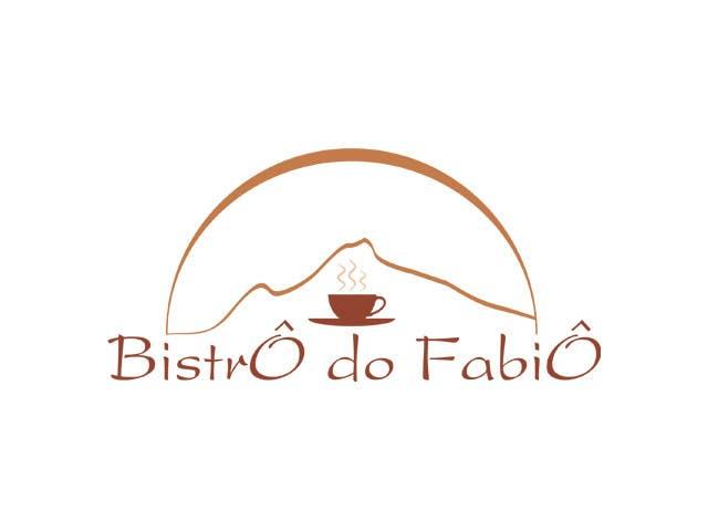 #47 for BistrÔ do FabiÔ Logo by Herry1an