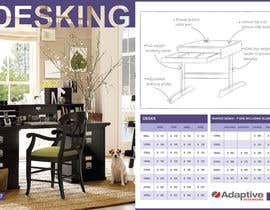 #19 para Design a Pricelist for Furniture por ProliSoft