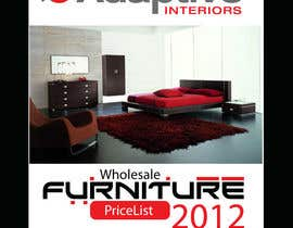 #1 para Design a Pricelist for Furniture por YogNel